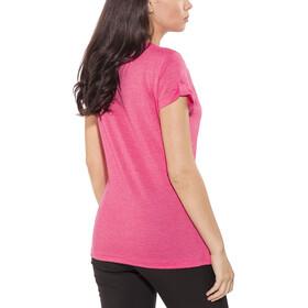 Maier Sports Clare T-Shirt Women Raspberry